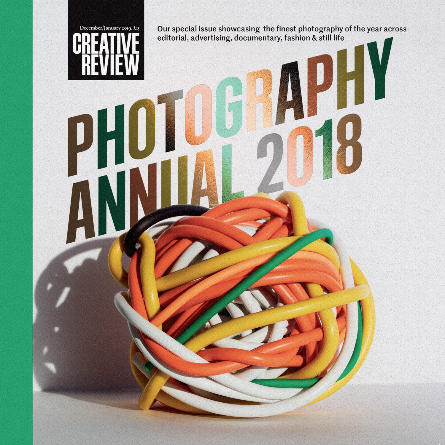 Creative Review Photography Annual 2018 - Crystal Press